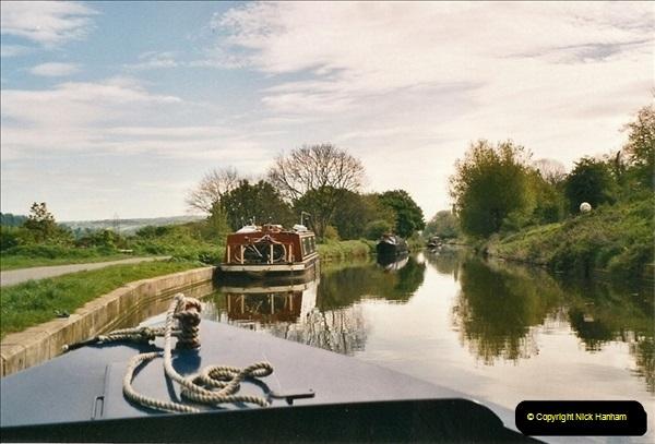 2005-05-04. The Kennet & Avon Canal @ Bath, Somerset. (12)017