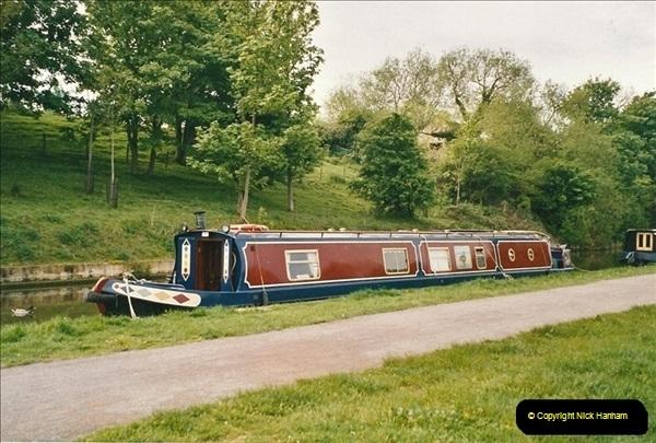 2005-05-04. The Kennet & Avon Canal @ Bath, Somerset. (4)016