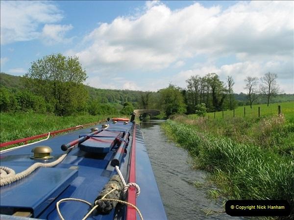 2005-05-05 On the Kennet & Avon Canal Between Bath & Trowbridge, Somerset.  (13)030