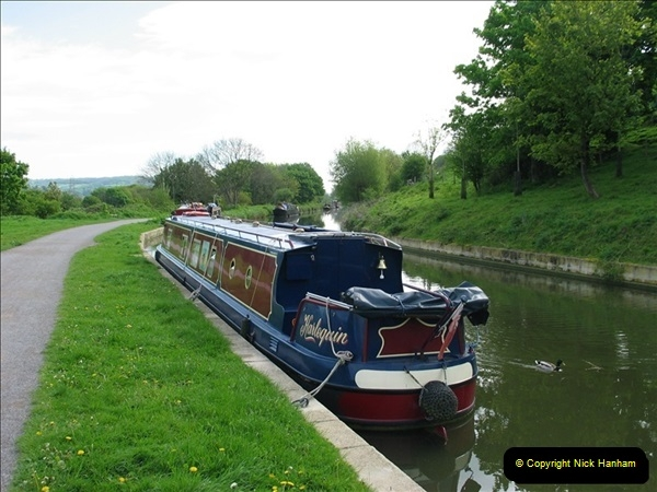 2005-05-05 On the Kennet & Avon Canal Between Bath & Trowbridge, Somerset.  (2)019