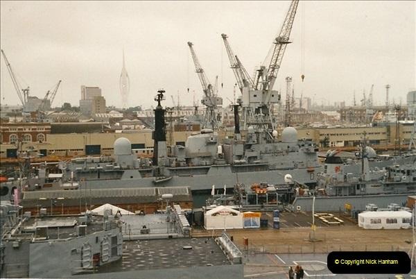 2005-06-30 Trafalgar 200. Portsmouth, Hampshire.  (10)064