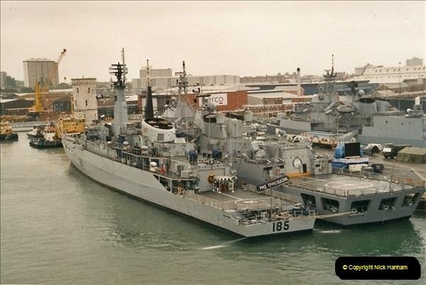 2005-06-30 Trafalgar 200. Portsmouth, Hampshire.  (17)071