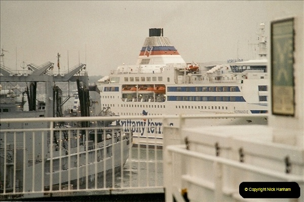 2005-06-30 Trafalgar 200. Portsmouth, Hampshire.  (20)074
