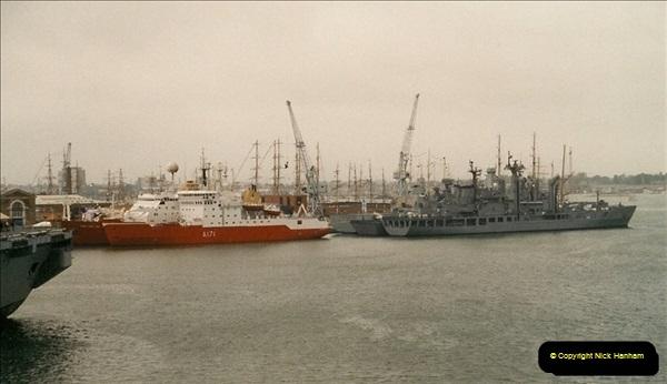 2005-06-30 Trafalgar 200. Portsmouth, Hampshire.  (3)057