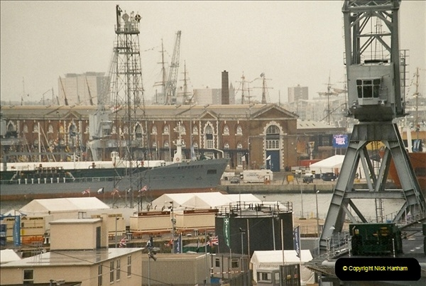 2005-06-30 Trafalgar 200. Portsmouth, Hampshire.  (7)061