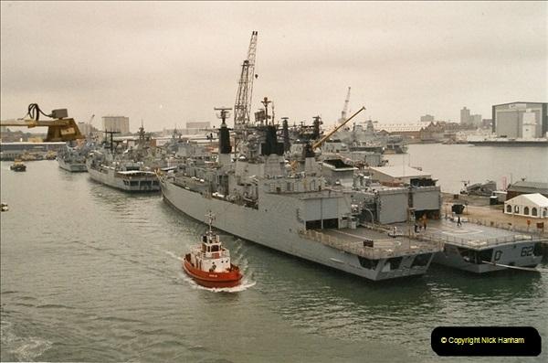2005-06-30 Trafalgar 200. Portsmouth, Hampshire.  (8)062