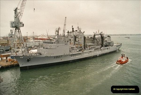 2005-06-30 Trafalgar 200. Portsmouth, Hampshire.  (9)063