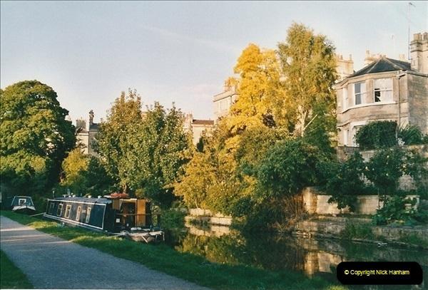 2005-09-30 to 07-10. The Kennet & Avon Canal Trowbridge to Bath.  (14)116