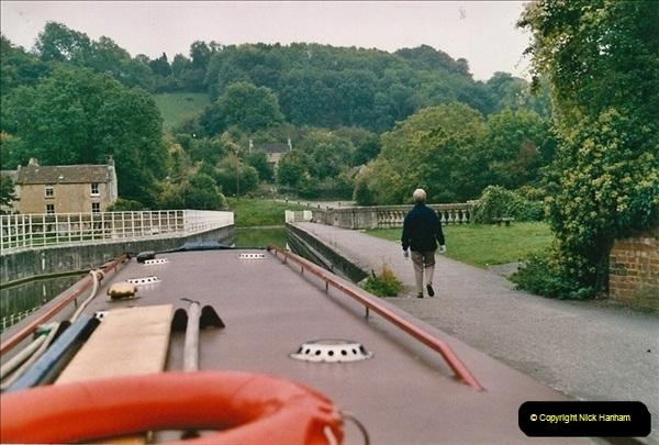 2005-09-30 to 07-10. The Kennet & Avon Canal Trowbridge to Bath.  (17)119