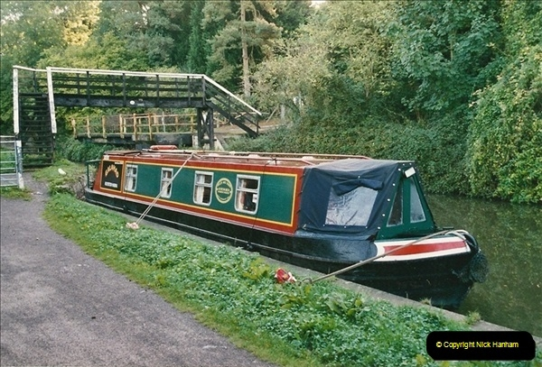 2005-09-30 to 07-10. The Kennet & Avon Canal Trowbridge to Bath.  (2)104
