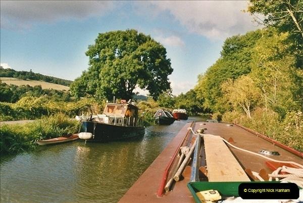 2005-09-30 to 07-10. The Kennet & Avon Canal Trowbridge to Bath.  (6)108