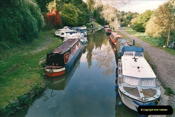 2005-09-30 to 07-10. The Kennet & Avon Canal Trowbridge to Bath.  (8)110