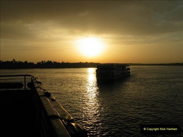 2006-05-11 The River Nile, Egypt.  (12)183
