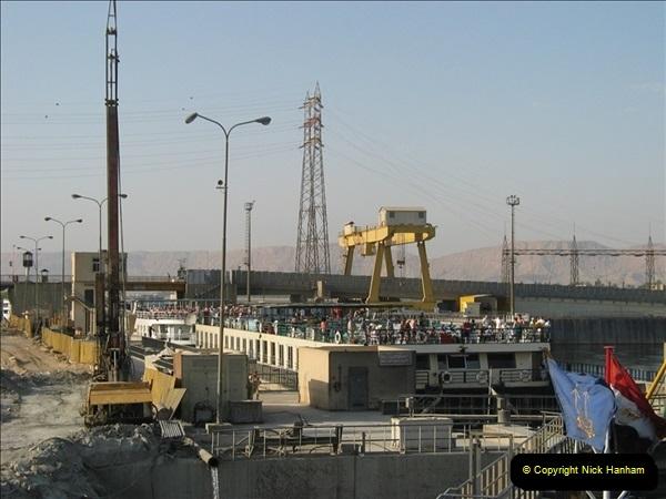 2006-05-12 The River Nile, Egypt.  (10)199