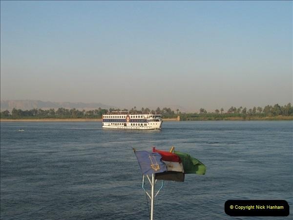2006-05-12 The River Nile, Egypt.  (26)216