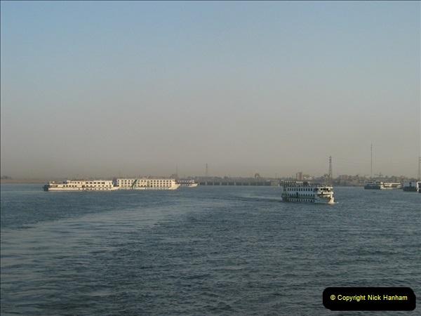 2006-05-12 The River Nile, Egypt.  (3)192