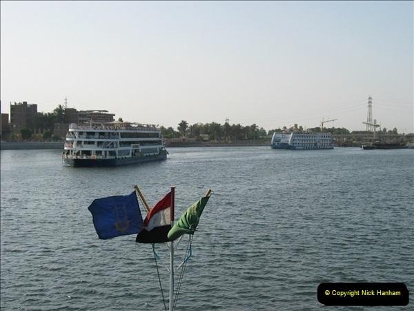 2006-05-12 The River Nile, Egypt.  (5)194