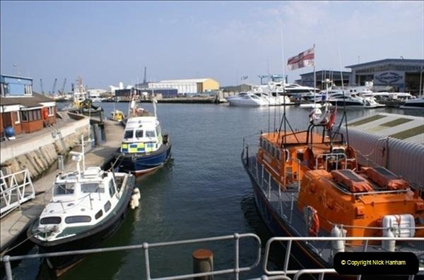 2006-07-21 Poole Quay, Dorset.  (5)281