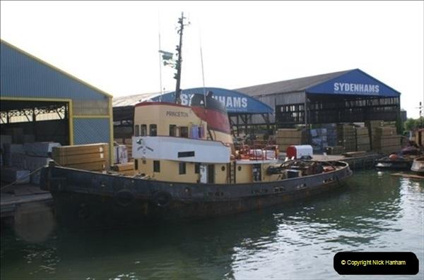 2006-07-21 Poole Quay, Dorset.  (6)282