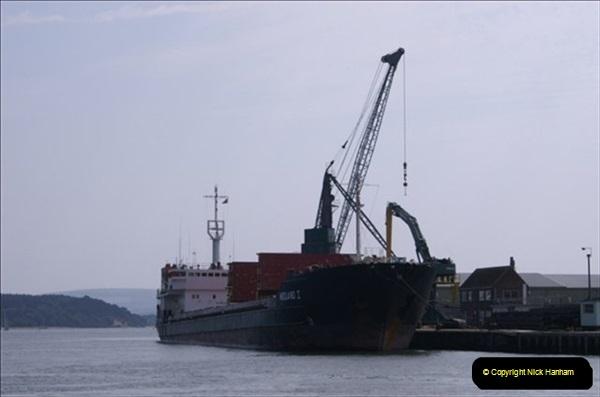 2006-07-21 Poole Quay, Dorset.  (7)283