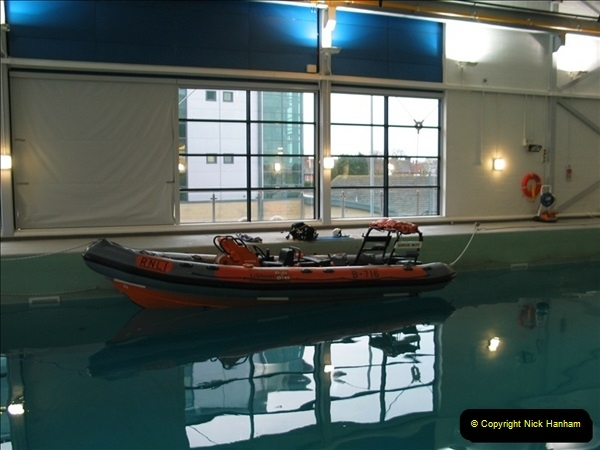 2006-12-11 At THE RNLI Life Boat College, Poole, Dorset.  (5)354