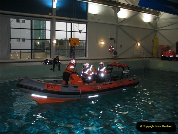 2006-12-11 At THE RNLI Life Boat College, Poole, Dorset.  (7)356