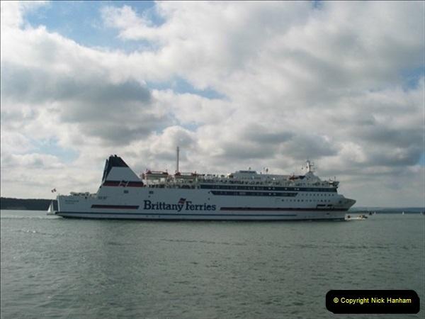2007-09-01 Poole Quay, Dorset.  (3)429