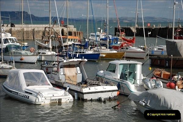 2007-09-26 Lyme Regis, Dorset.  (3)436