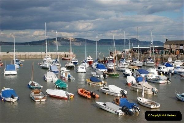 2007-09-26 Lyme Regis, Dorset.  (6)439