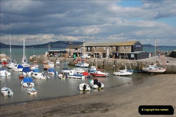 2007-09-26 Lyme Regis, Dorset.  (8)441