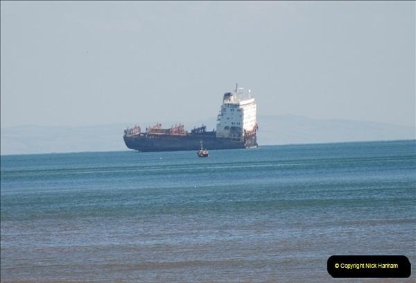 2007-09-27 Off West Bay, Dorset.  (1)451