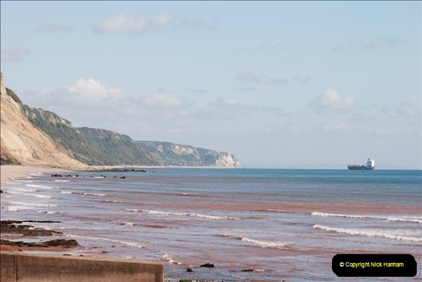 2007-09-27 Off West Bay, Dorset.  (2)452