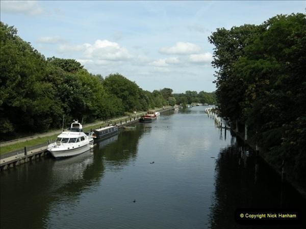 2008-06-26 Teddington Lock, Middlesex.  (14)562