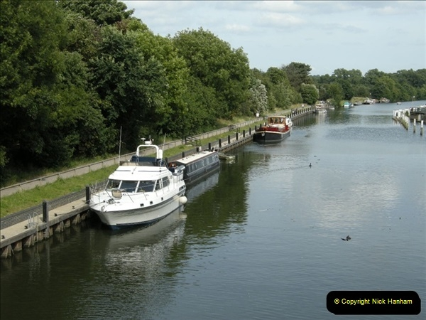 2008-06-26 Teddington Lock, Middlesex.  (7)555