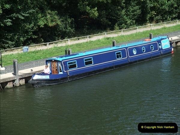 2009-07-30 Teddington Lock, Middlesex.  (6)600