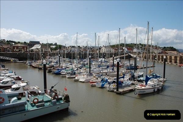 2009-08-20 Watchett, Somerset.  (9)618