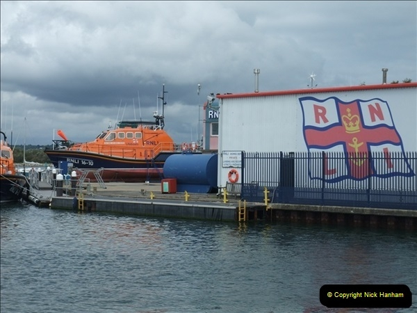 2009-08-24 RNLI Poole, Dorset.  (3)621