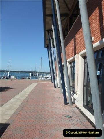 2009-09-10 RNLI HQ Poole, Dorset.  (1)630