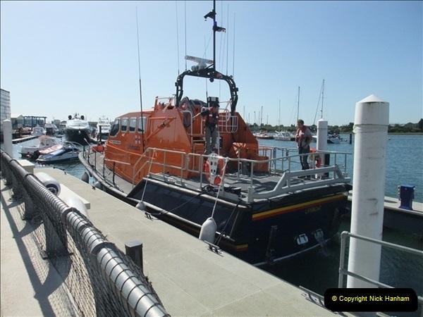 2009-09-10 RNLI Poole, Dorset.  (2)636