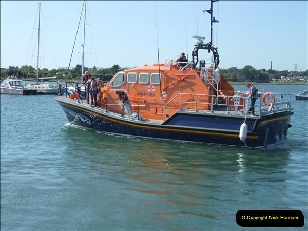 2009-09-10 RNLI Poole, Dorset.  (5)639