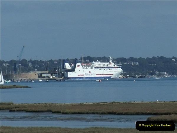 2009-09-26 Poole Harbour, Dorset.  (2)647