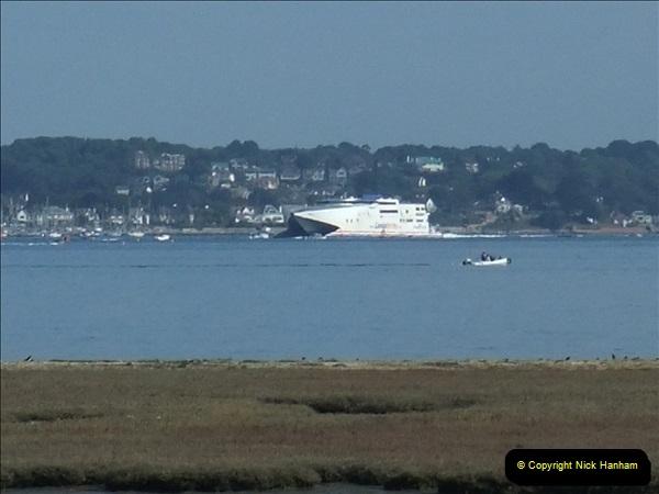 2009-09-26 Poole Harbour, Dorset.  (3)648