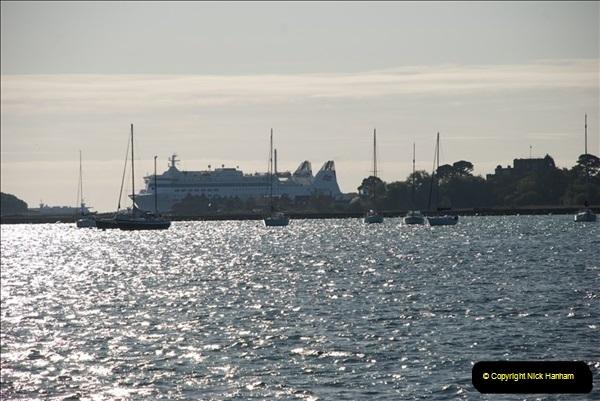 2009-10-08 Poole Harbour, Poole, Dorset.  (11)661