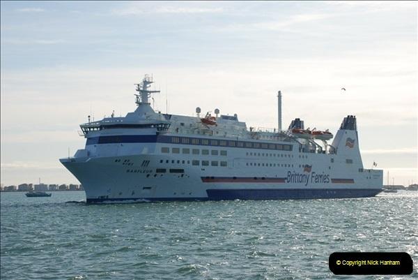 2009-10-08 Poole Harbour, Poole, Dorset.  (12)662