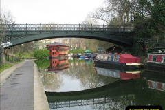 2005-03-10 The Regents Canal, Camden Town, London.  (10)010