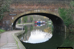 2005-03-10 The Regents Canal, Camden Town, London.  (12)012