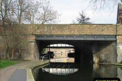 2005-03-10 The Regents Canal, Camden Town, London.  (2)002