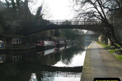 2005-03-10 The Regents Canal, Camden Town, London.  (8)008