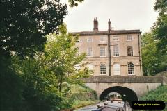 2005-05-04. The Kennet & Avon Canal @ Bath, Somerset. (2)014