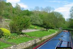 2005-05-05 On the Kennet & Avon Canal Between Bath & Trowbridge, Somerset.  (15)032